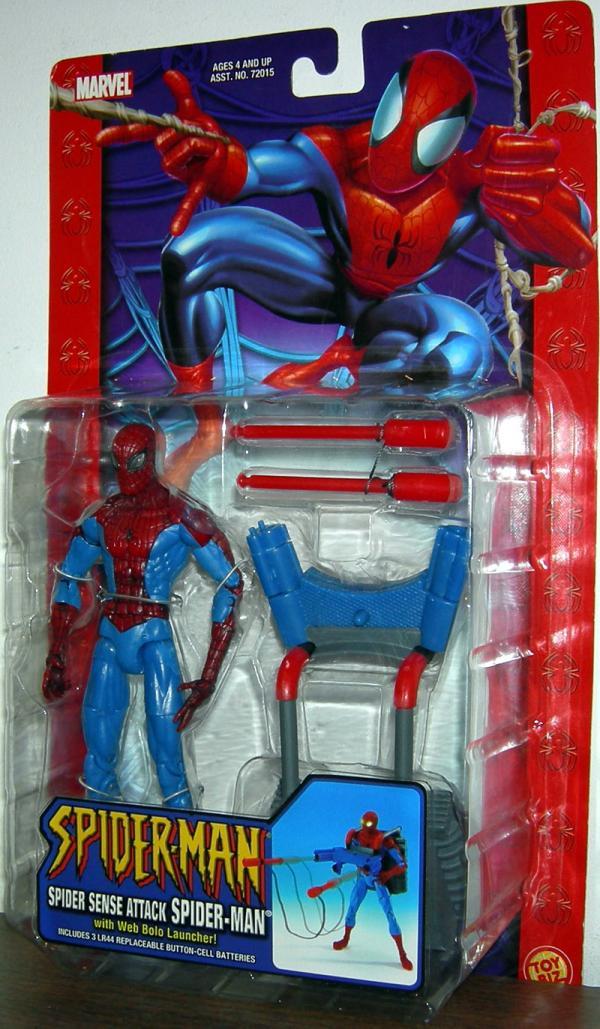 Spider Sense Attack Spider-Man Classic Action Figure
