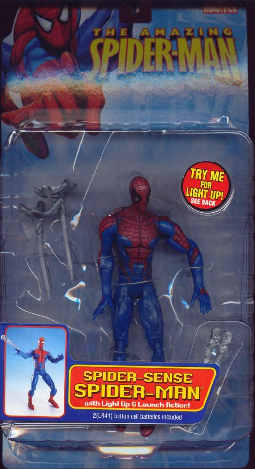 Spider-Sense Spider-Man Amazing action figure