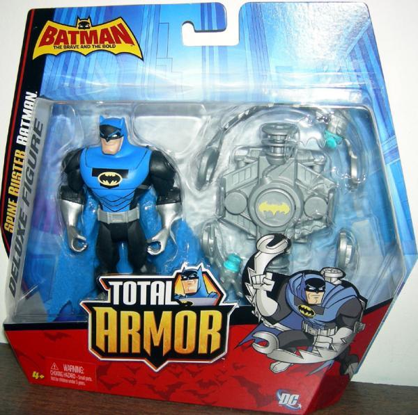 Spine Buster Batman Total Armor