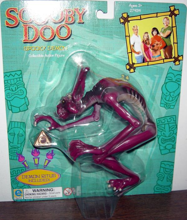 Spooky Demon Action Figure Scooby-Doo Movie Equity