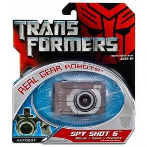 Spy Shot 6 Movie Real Gear