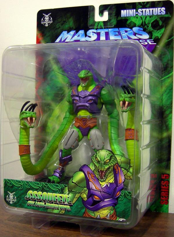 Sssqueeze Mini-Statue Masters of the Universe Neca