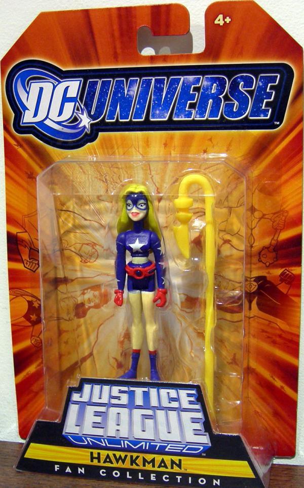 Stargirl Hawkman card Error