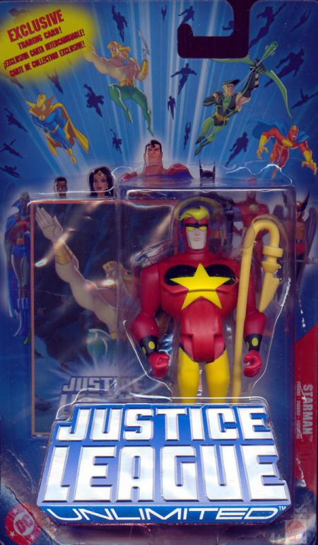 Starman Justice League Unlimited