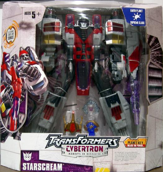 Starscream Cybertron