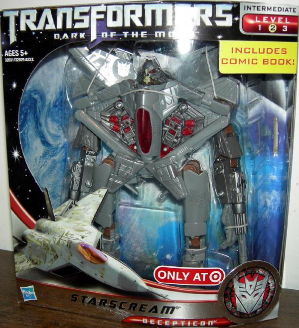 Starscream Target Exclusive
