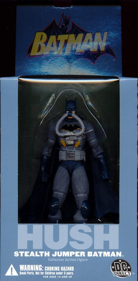 Stealth Jumper Batman Hush series 3