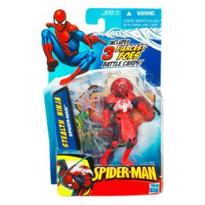 Stealth Ninja Spider-Man