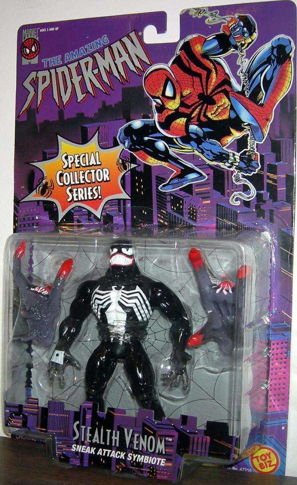 Stealth Venom black
