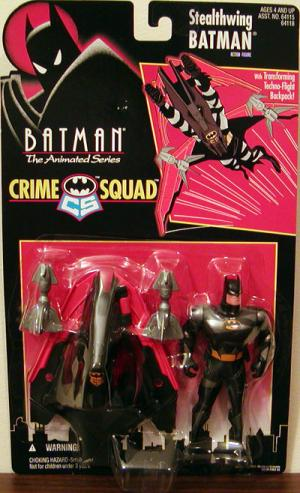 Stealthwing Batman Batman Animated Series