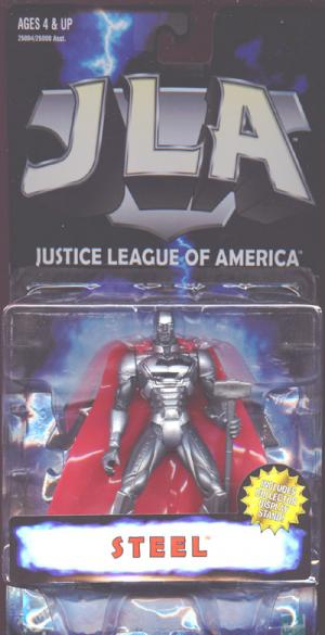 Steel Justice League America action figure