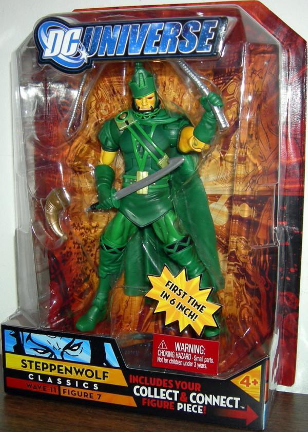 Steppenwolf DC Universe Classics Variant action figure