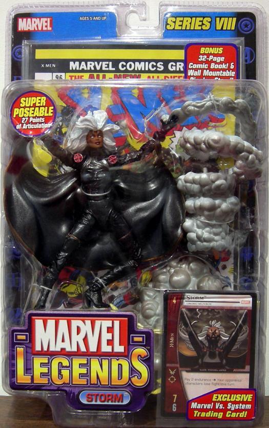 Storm Marvel Legends