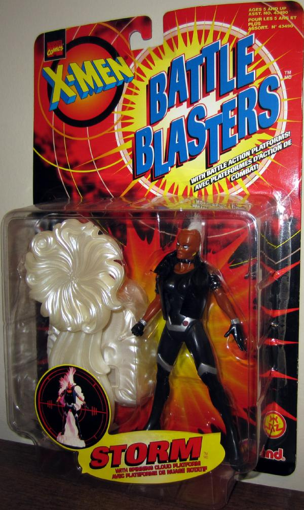 Storm Battle Blasters Action Figure Canadian Exclusive X-Men