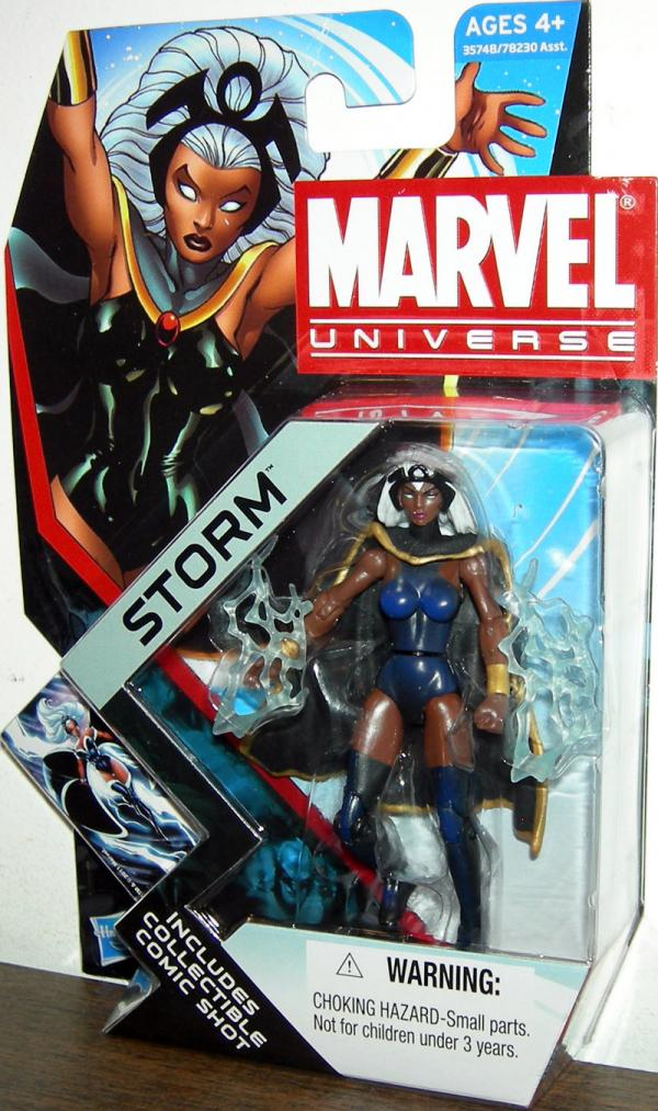 Storm Marvel Universe, series 4, 003