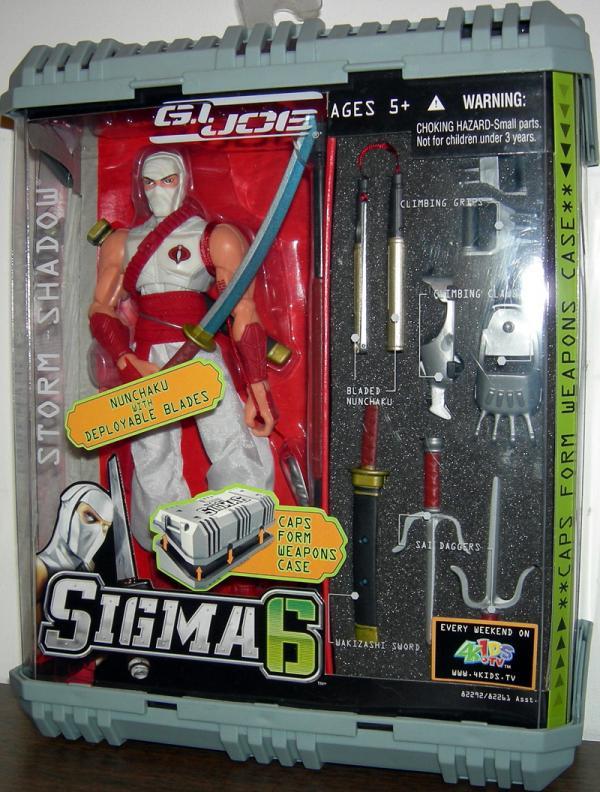 Storm Shadow Sigma 6