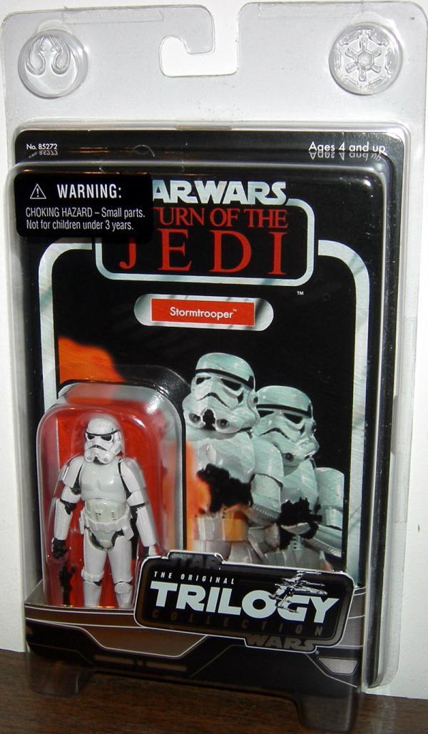 Stormtrooper Action Figure Return Jedi VOTC Star Wars