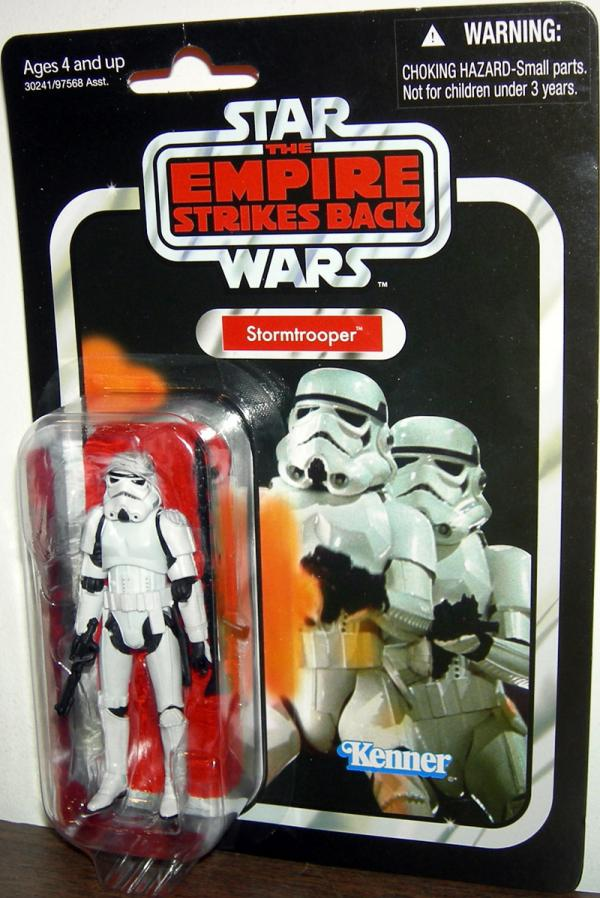 Stormtrooper VC41 Star Wars Empire Strikes Back action figure