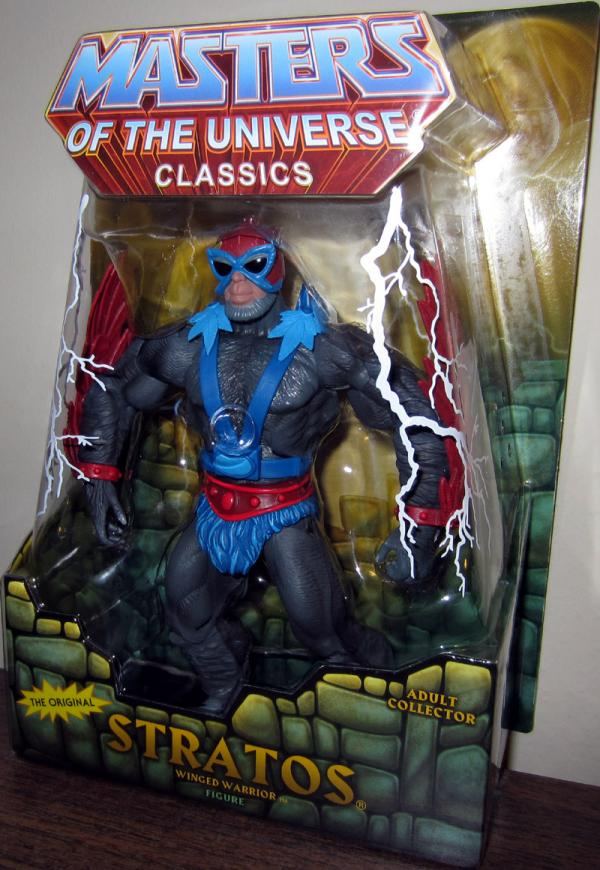 Stratos Classics re-release original action figure