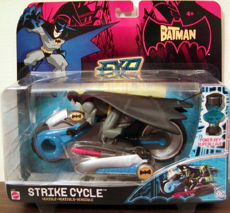 Strike Cycle EXP