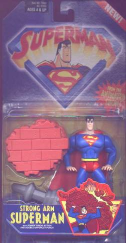 Strong Arm Superman