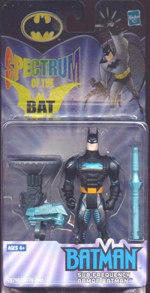 Sub-Frequency Armor Batman