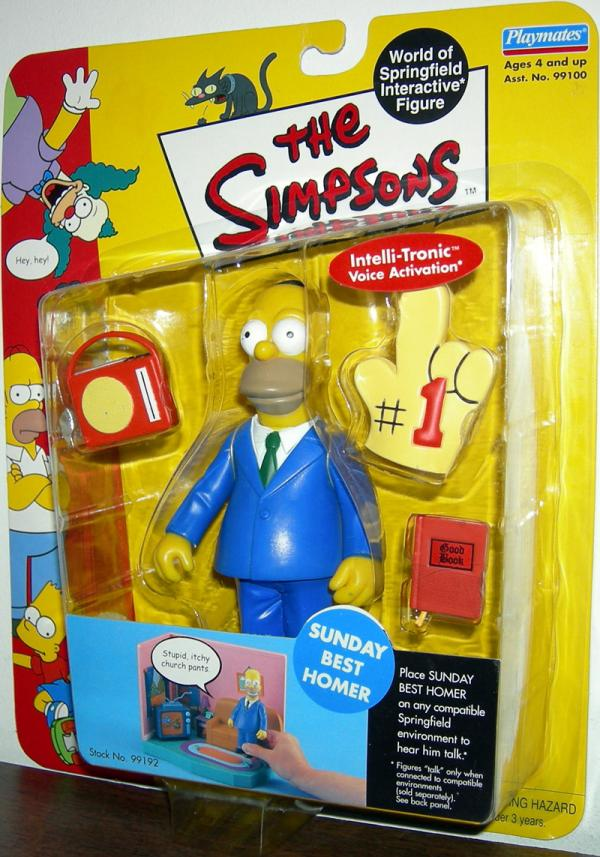Sunday Best Homer
