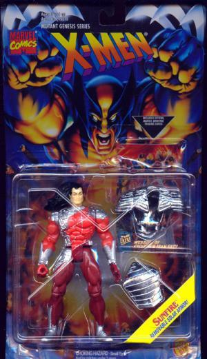 Sunfire Action Figure X-Men Mutant Genesis Series Toy Biz