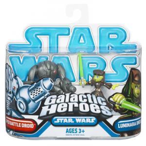 Super Battle Droid Luminara Unduli Galactic Heroes