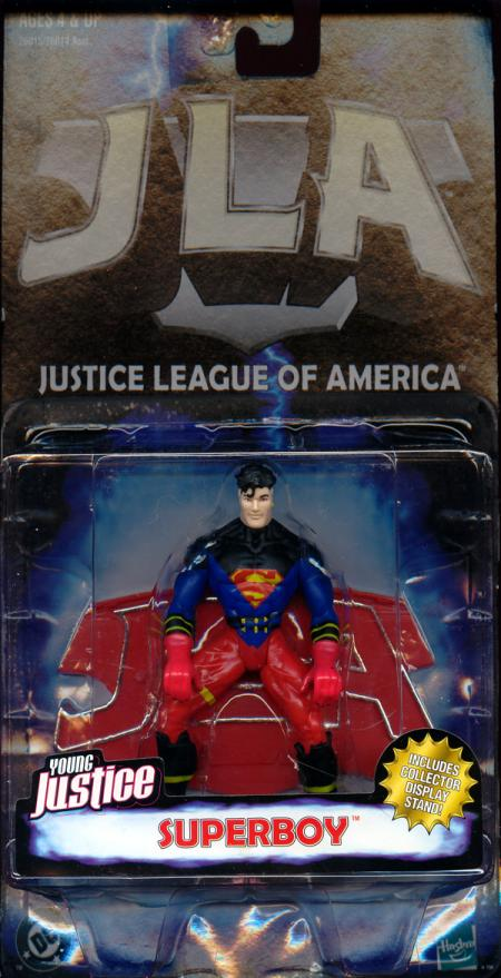 Superboy Justice League America