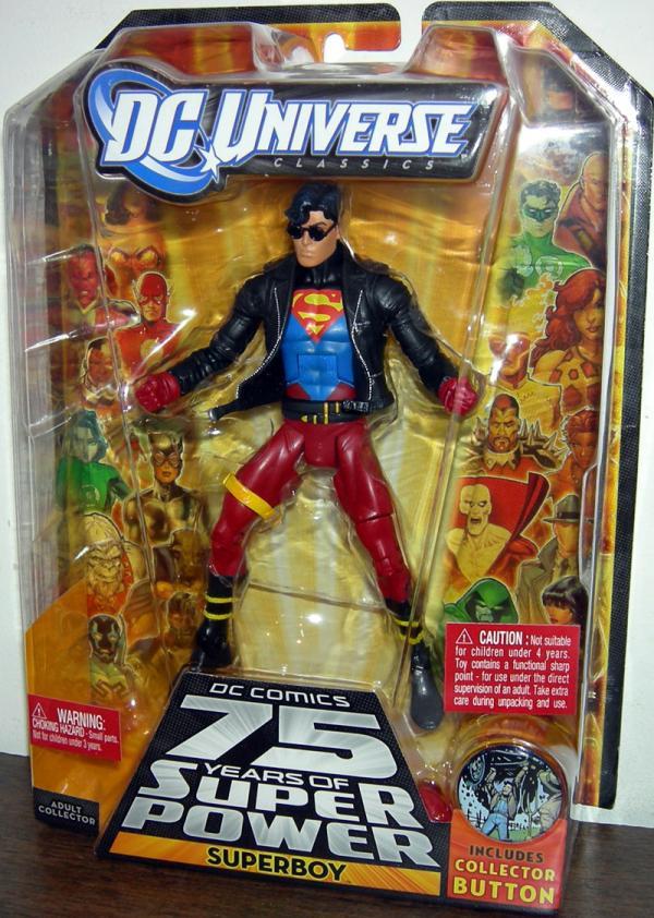 Superboy DC Universe