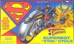 Superboy VTOL Cycle