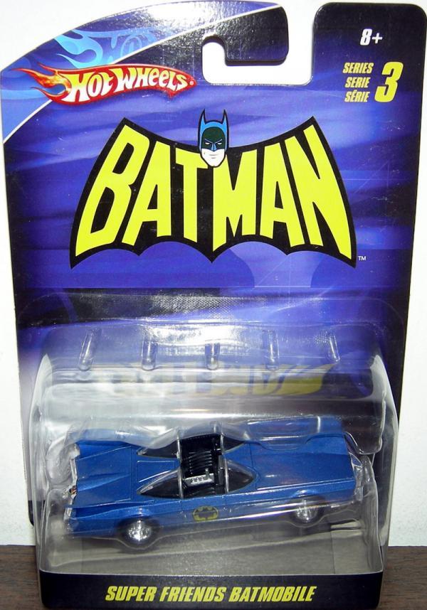 Super Friends Batmobile 1-50