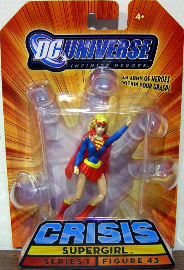 Supergirl Infinite Heroes, figure 43