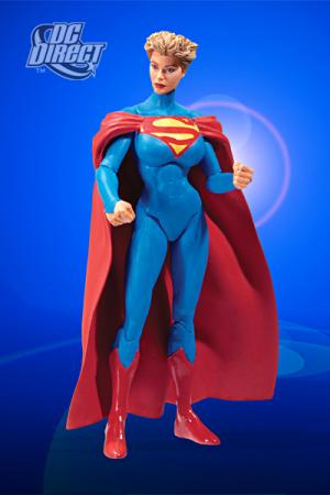 Supergirl Elseworlds, series 3