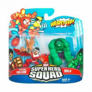 Super Hero Falcon Hulk Super Hero Squad