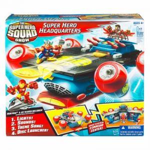 Super Hero Headquarters Command Center Super Hero Squad