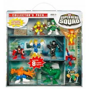 Super Hero Squad 8-Pack