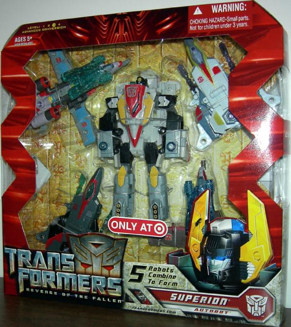 Superion Target Exclusive