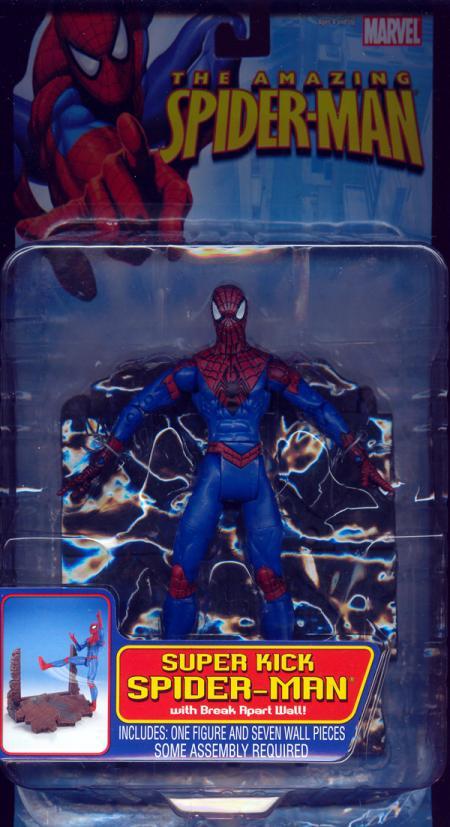 Super Kick Spider-Man Amazing Spider-Man