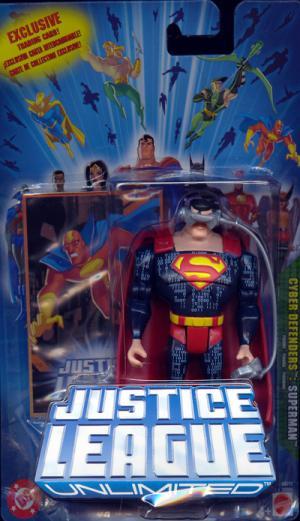 Superman Cyber Defenders