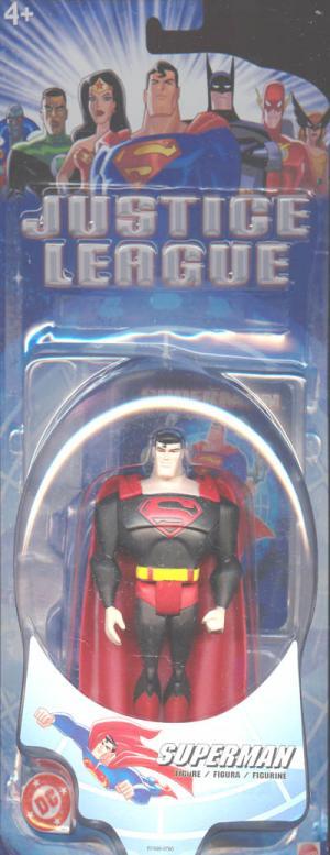 Superman Justice League, dark costume