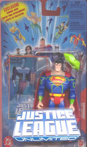 Superman Justice League Unlimited