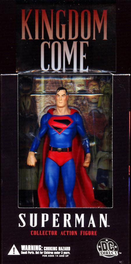 Superman Kingdom Come Figure DC Direct