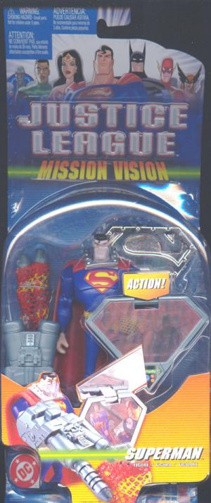 Superman Mission Vision 2