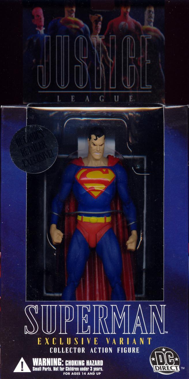 Superman Alex Ross Retailer Exclusive