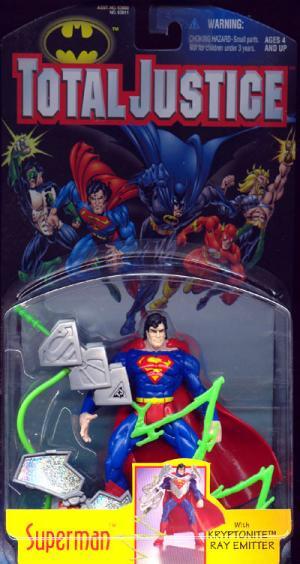 Superman Total Justice