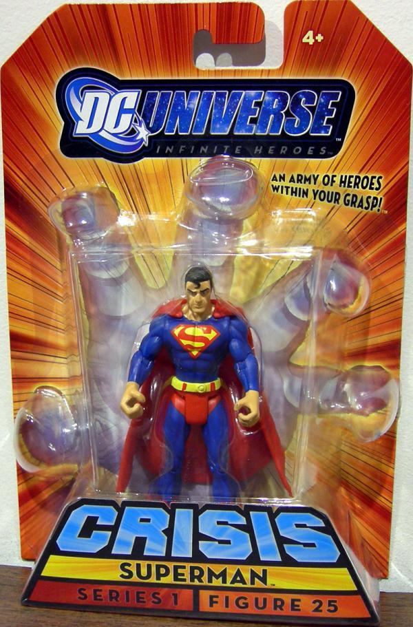 Superman Infinite Heroes, figure 25