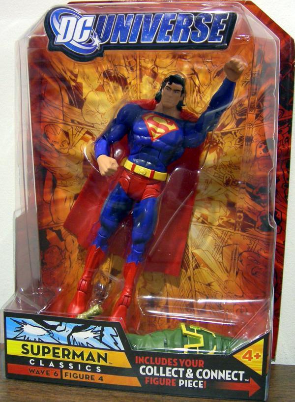 Superman DC Universe, variant