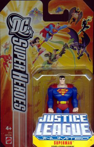 Superman DC SuperHeroes die-cast